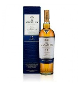 The Macallan 12 Year Old Double Cask Single Malt Scotch Whisky