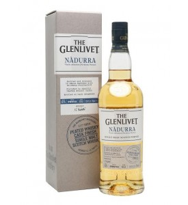 Glenlivet Nadurra Peated Cask Finish Single Malt Scotch