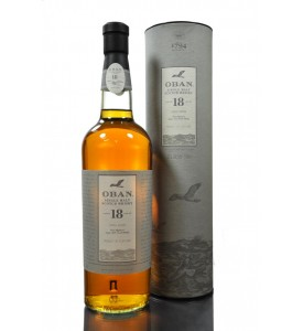 Oban Limited Edition 18 Year Old Single Malt Scotch