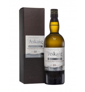 Port Askaig 10th Anniversary 10 Year Old Cask Strength Islay Single Malt