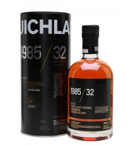 1985 Bruichladdich Rare Cask Series Bourbon: Hidden Glory 32 Year Old