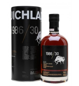 1986 Bruichladdich Rare Cask Series Sherry: The Magnificent Seven 30 Year Old