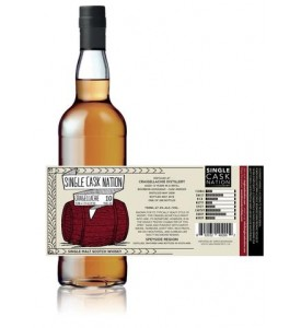 Single Cask Nation Craigellachie 10 Year Old Single Malt