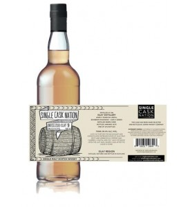 Single Cask Nation Undisclosed Islay 9 Year Old Single Malt