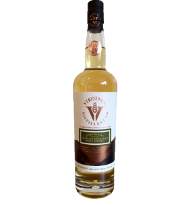 Virginia Distillery Company Cider Barrel Matured Virginia Highland Malt Whisky