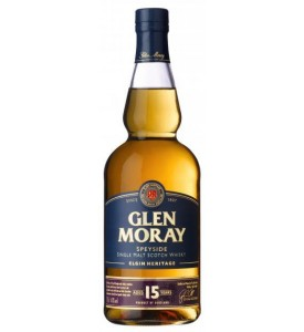 Glen Moray 15 Year Single Malt Scotch
