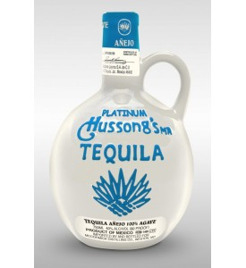 Hussong's Tequila Platinum Anejo