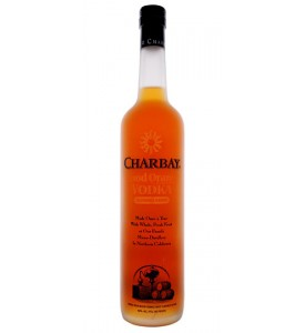 Charbay Blood Orange Vodka