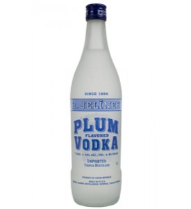R. Jelinek Plum Flavored Vodka