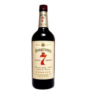 Seagrams 7 1.75 Liter