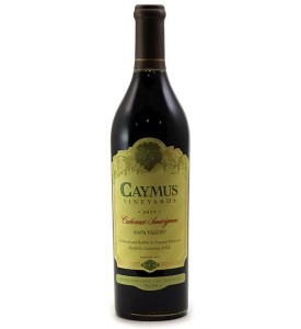 Caymus Vineyards Cabernet Sauvignon 2017