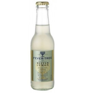 Fever Tree Bitter Lemon 4 Pack
