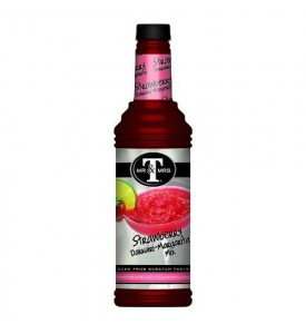 Mr & Mrs T Strawberry Daiquiri-Margarita Mix