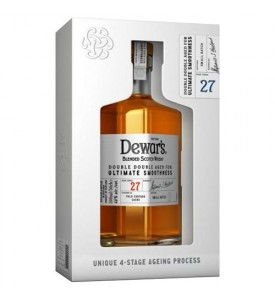 Dewar's Double Double 27 Year Old Blended Scotch 375ml
