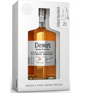 Dewar's Double Double 21 Year Old Blended Scotch 375ml