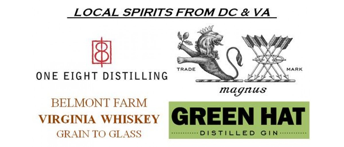 Discover Our Local Spirits!