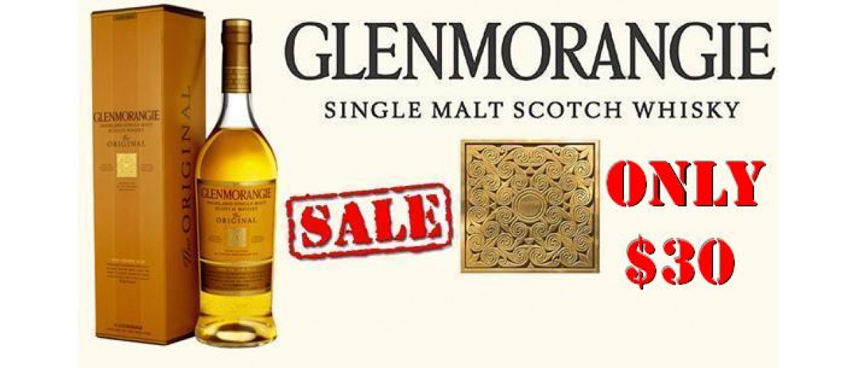 Glenmorangie Original 10 year old on SALE NOW!!