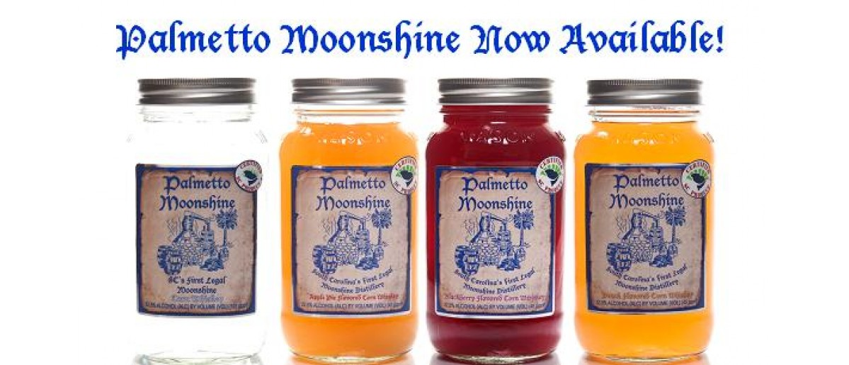 South Carolina's First Legal Moonshine Distillery!
