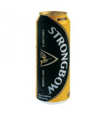 Strongbow Cider 4 Pack Cans